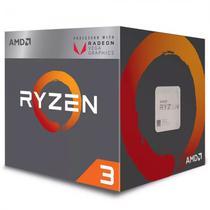 Processador AMD Ryzen R3 2200G AM4 (2GER) 4C/4T 3.5~3.7GHZ 4MB+2MB c/Video