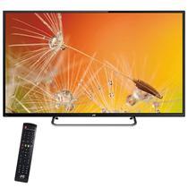 TV JVC LT-32KB35 LED HDMI 32 com Conversor USB - Preto