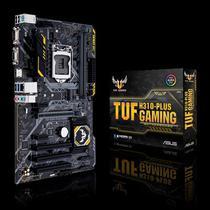 Placa Mãe Asus LGA1151 H310-Plus Gaming Tuf M.2/HDMI/VGA