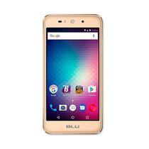 """Smartphone Blu Grand X G0010WW Dual Sim 8GB Tela 5.0"""" 8MP/5MP Os 7.0 - Dourado"""