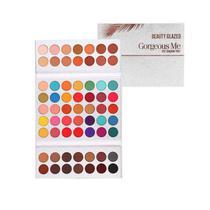 Beauty Glazed Gorgeous Me Shadow Palette (63 Cores)