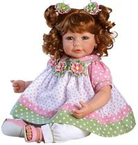 "Boneca Adora Doll Toddler Time Baby Tutti Fruity 20"" - 2020825"