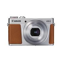Camera Canon Powershot G9 X Mark II - Prata/Marrom