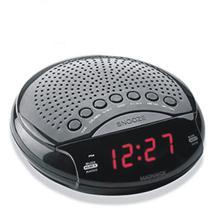 68c8bd9be35 Relogio de Mesa Radio Digital Magnavox MR45330DV Bivolt Preto
