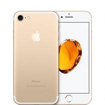 "Smartphone Apple iPhone 7 A1778, Tela 4.7"", 32GB, 4G, 12MP, Touch Id, Wi-Fi, Recondicionado - Dourado"