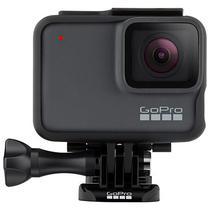 Camera de Acao Gopro Hero 7 Silver CHDHC-601-La 10MP Wi-Fi/Comando de Voz - Cinza Escuro