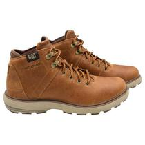 Bota Caterpillar Factor WP TX P722924 Masculina No 8 - Marrom
