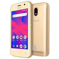Celular Blu C4 C050L Dual 8 GB - Dourado