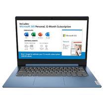 "Notebook Lenovo Ideapad 1 14IGL05 14"" Intel Pentium Silver N5030 - Azul"