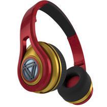 Fone Bluetooth Marvel Homem de Ferro