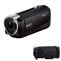"Filmadora Sony HDR-CX405 9.2MP Full HD com LCD de 6.7"" com Ajuste de Angulo - Preta"