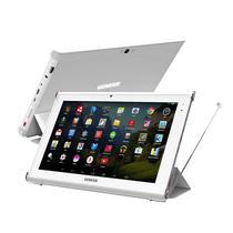 """Tablet Genesis GT-1450 Iptv com 172 Canais 8GB / Memoria Ram 1GB / Tela 10"""" / Cameras de 0.3MP e 5MP - Branco"""