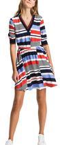 Vestido Tommy Hilfiger WW0WW21463 111 - Feminino