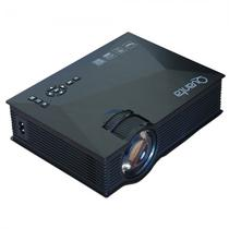 Projetor Wifi 1200LUMENS Quanta QTPRO510 1080P USB HDMI 55W Bivolt-Preto