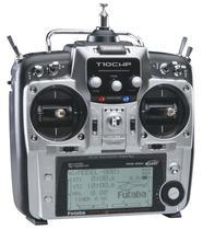 Futaba 10CH 72MHZ 10-Channel R3110DPS Synthesized TX/RX Heli FUTJ9151