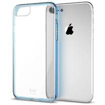 Protetor para Celular Iluv AI7VYNEBL iPhone 7 - Azul Transparente