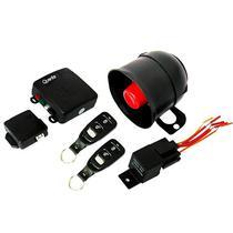 Alarme Automotivo Quanta QTAC45 com Sensor Externo 370MHZ - Preto