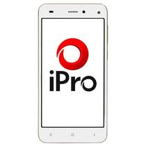 """Smartphone Ipro More 5.0 Dual Sim 8GB Tela 5.0"""" 5MP/2MP Os 6.0 - Branco/Dourado"""