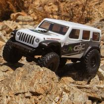 Axial SCX24 Jeep 2019 1/24 4WD RTR White