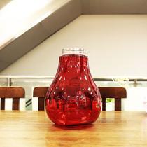 Vaso Decorativo Light Vermelho
