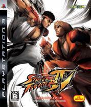Jogo Street Fighter IV PS3