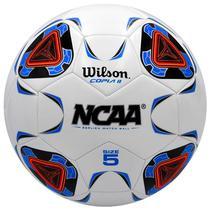 Bola de Futebol Wilson Copia II Ncaa WTE9410XB05 NO5 - Branca/Azul