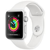 menor preço Paraguai · Apple Watch Series 3 42 MM MTF22CL A A1859 -  Silver White 795e335356