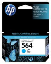 Cartucho de Tinta HP CB318WL 564 3.5ML Ciano
