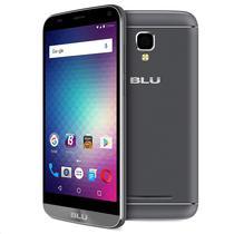 Celular Blu Dash XL D-710L Dual 8GB/1GB Cinza