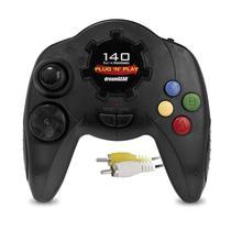 Console Dreamgear Plug N Play - com 140 Jogos