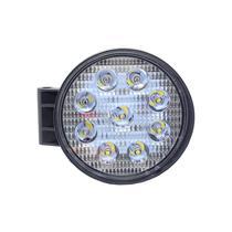 Barra LED S807 - Redondo - 12/24V - 9 Leds