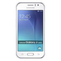 Smartphone Samsung Galaxy J1 Ace SM-J111F/DS 4.3 Dual Sim Lte 5MPX Android 5.1 Branco