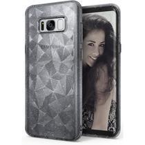 Capa Samsung Galaxy S8 Ringke Rearth Air Prism Glitter - Gray