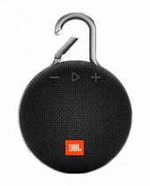 Caixa de Som JBL Clip 3 - Bluetooth - Preto