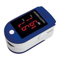 Oximetro Carepro OX-100 com Tela LED - Azul