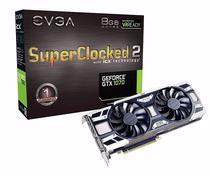 VGA 8GB PCI-Exp EVGA GTX1070 DDR5 SC2 Gam HDMI 08G-P4-6573