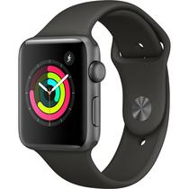 Relogio Apple Watch S3 42MM GPS MR362LL/A Alum Sport Band - Cinza