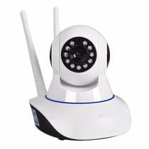 Camera 2 Antenas Wifi Smart Wireless