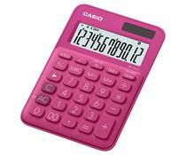 Calculadora Compacta Casio MS-20UC - Vermelho