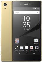 """Smartphone Sony Xperia Z5 e-6603 1SIM Tela 5.2"""" 32GB 4G Lte- Dourado"""