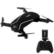 Drone Quanta QTDCW2065 com Wi-Fi/6 Eixos/Camera HD - Preto