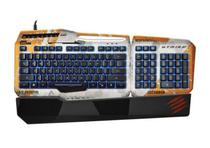 Teclado Mad Catz s.T.R.I.K.e. 3 Gaming Titanfall Edition LED RGB