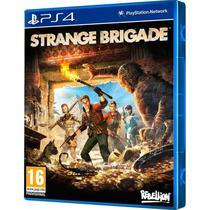 Jogo Strange Brigade PS4
