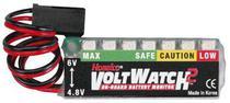 Hobbico VOLTWATCH2 4.8V/6V RX Battery Monitor HCAP0332