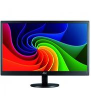 "Monitor 15.6"" LED AOC E1670SWU Wide Preto USB"