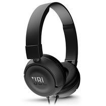 Fone de Ouvido JBL Arco T450 3.5MM com Microfone - Preto