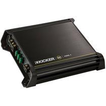 Amplificador Kicker 1CH DX1000.1 Mono Digital 1000W