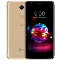 Smartphone LG K11+ LMX410FCW 2018 DS 3/32GB 5.3 13/5MP A7.0 - Preto/Dourado