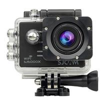 """Camera de Acao Sjcam Elite SJ5000X 12.4MP 4K Tela de 2"""" com Wi-Fi - Preto"""