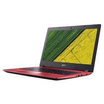 "Notebook Acer A314-31-C9PA Celeron N3350 1.1GHZ / 4GB / 500GB / 14"" HD / Linux Ingles - Vermelho"